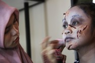 Seni Make Up Karakter