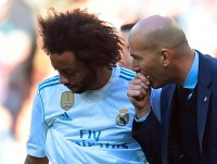 Zidane Berharap Cedera Marcelo tak Parah