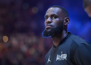 Tim LeBron James Menang Dramatis atas Tim Stephen Curry