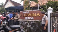 Penyerang Gereja St Lidwina Diboyong ke Mako Brimob