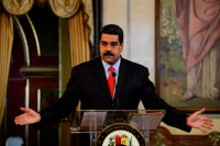 Maduro Reaches Out to Trump on Twitter