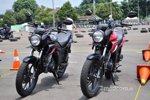 Honda Luncurkan Motor Sport Murah, All New CB150 Verza