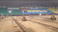 Jelang Asian Games, Stadion Patriot Candrabhaga Direnovasi