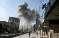 Pressure Mounts to Relieve 'Hell on Earth' in Syria Enclave