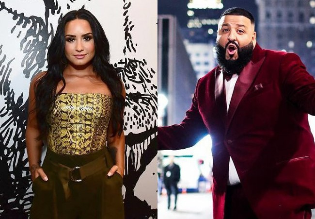 Demi Lovato dan DJ Khaled Berkolaborasi untuk Soundtrack Film A Wrinkle in Time