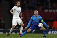 Wilshere Akui Arsenal Anggap Remeh Ostersunds