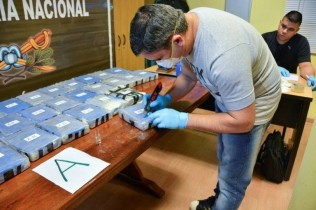 400 Kilos of Cocaine Found in Russian Embassy in Argentina