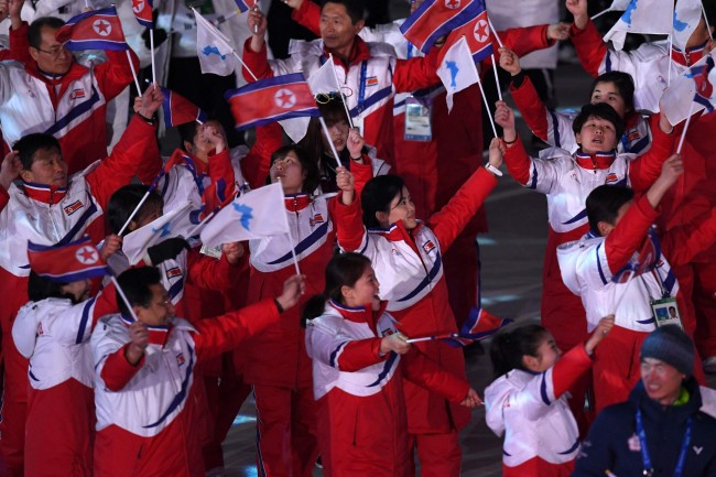 North Korea Takes Gold for Olympic Diplomacy: Analysts