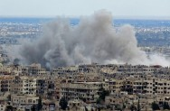 Fresh Violence Mars First Day of Syria Enclave 'Truce'