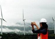 Wind-Powered Electricity Generation in Sidrap Ready to Commissioning