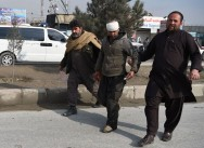 Blast Near Foreign Contractor's car in Kabul, Four Wounded