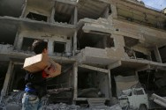 UN Rights Council to Hold Urgent Session on Ghouta