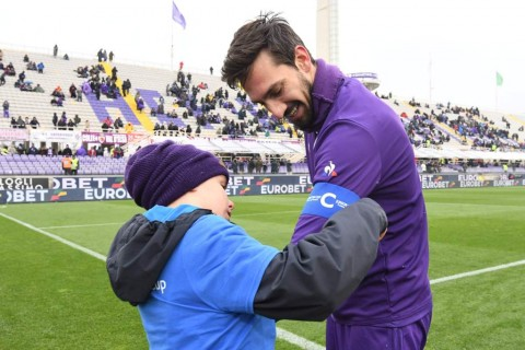 Davide Astori (AFP PHOTO / Claudio GIOVANNINI)