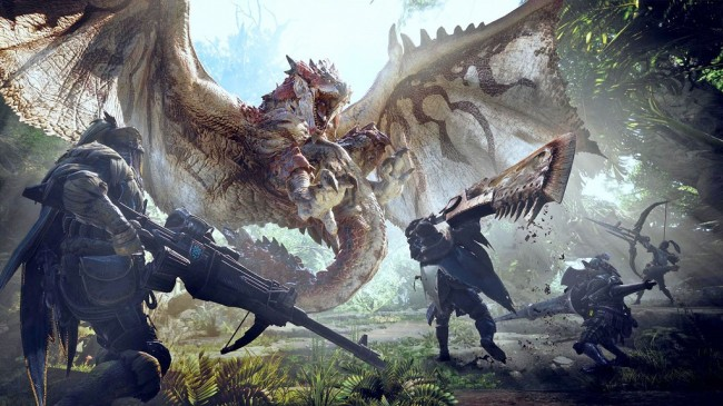 Monster Hunter: World Jadi Game Terbaik Capcom