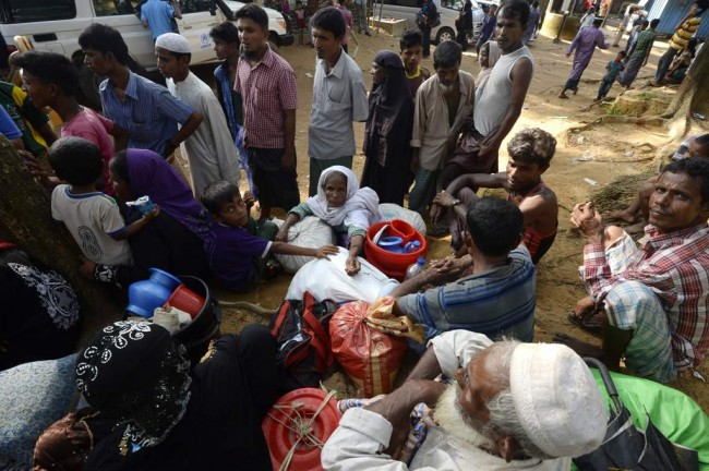 UN Stated That 'Ethnic Cleansing' of Myanmar's Rohingya continues
