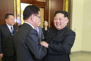 Kim Jong Un wants to Advance Korea Ties