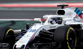 Stroll Percaya Diri Pimpin Williams di F1 2018