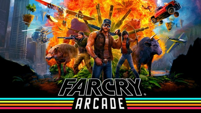 Far Cry Arcade, Satu Alasan Wajib Main Far Cry 5