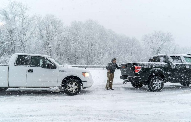 2,500 Flights Canceled as US Braced for Heavy Snow