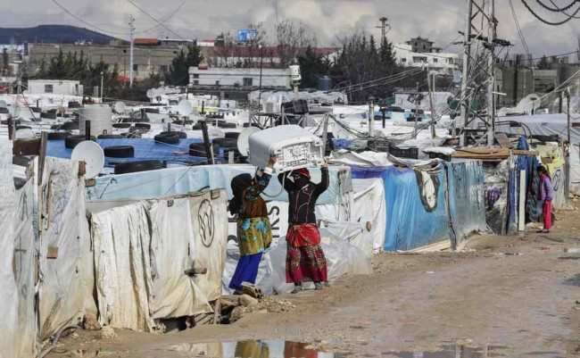 UN Urges More Support to Lebanon over Refugee
