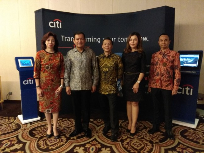 Citi Indonesia Bidik <i>Trade Finance</i> Tumbuh <i>Double Digit</i>