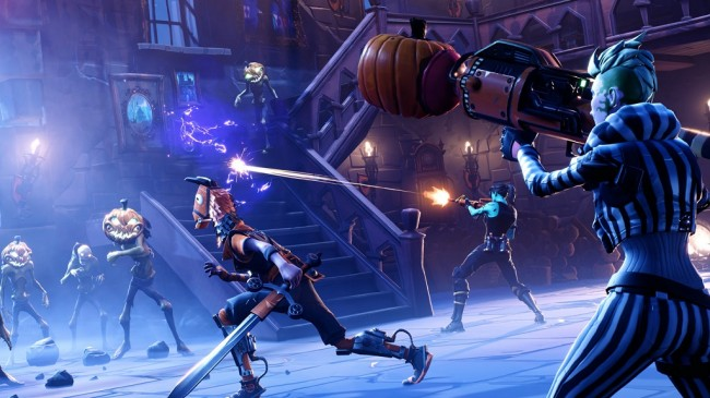 Fortnite Juga akan Bawa Battle Royale ke iOS dan Android