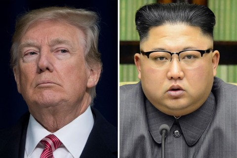 President Donald Trump has agreed to a historic first meeting with Kim Jong Un (Photo: AFP).