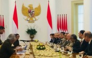 Presiden Terima Delegasi Asian Infrastructure Investment Bank
