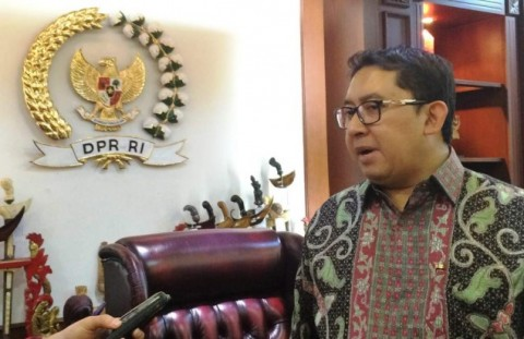 Gerindra Party Deputy Chairman Fadli Zon (Photo:Medcom.id/Anindya)