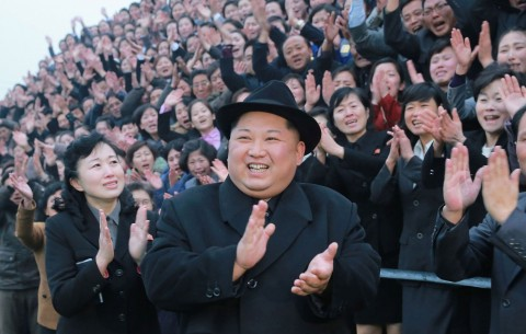 North Korean Leader Kim Jong-Un (Photo:AFP/KCNA via KNS)