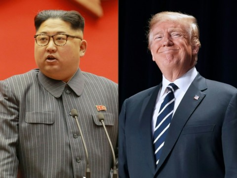 Traders remain upbeat after Donald Trump last week said he would meet North Korean leader Kim Jong Un in an unprecedented summit. (Photo:AFP/KCNA via KNS)