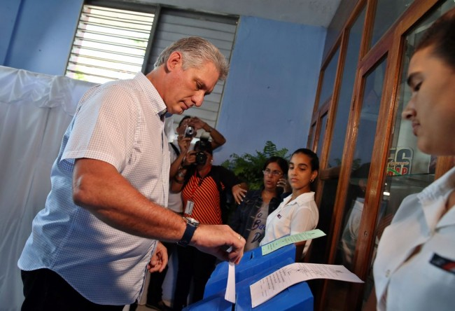 Cuba Will Likely look up to Miguel Diaz-Canel