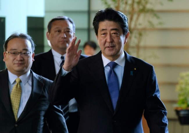 Pressure Grows on Japan's Abe over Scandal as Support Melts