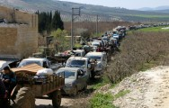 Turkish Forces 'Surround' Syrian Kurdish City