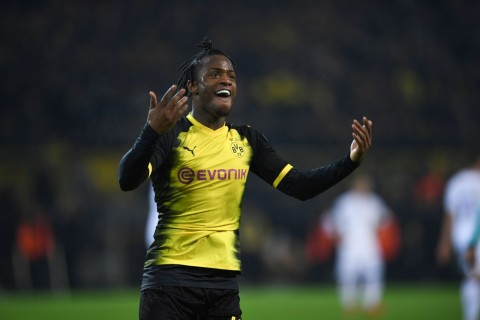 Michy Batshuayi (Foto: AFP PHOTO / Patrik STOLLARZ)