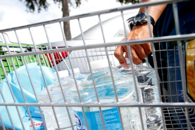Top Bottled Water Brands Contaminated with Plastic Particles: Report