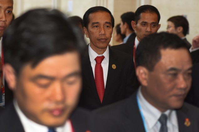 Jokowi Must Take Leave During Election Campaign: KPU