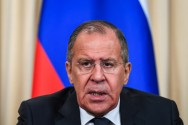 Russia Will 'of Course' Expel British Diplomats after UK Move: Lavrov