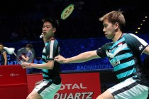 Indonesia Sisakan Marcus/Kevin di All England
