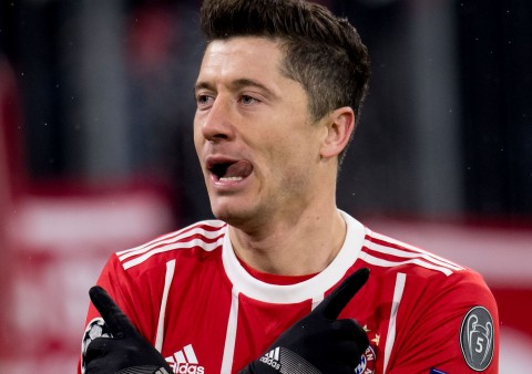 Robert Lewandowski (