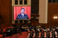 Empowered Xi Says China Ready to Fight 'Bloody Battle'