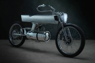 Honda Supersport 125, Motor Masa Depan di 1950-an