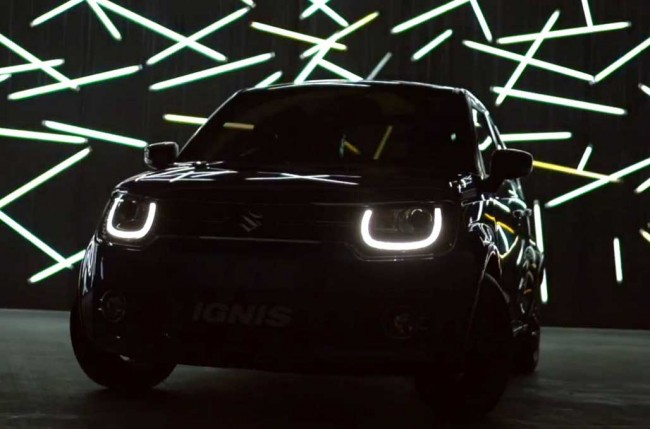 Suzuki Gelar One Make Race Ignis di ISSOM 2018