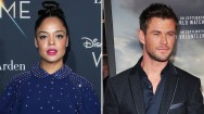 Tessa Thompson dan Chris Hemsworth akan Bintangi Film Men in Black Terbaru