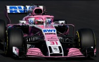 Profil Tim F1 2018: Force India