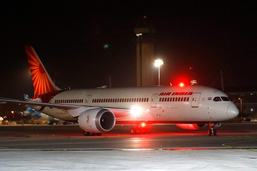 Perdana, Air India Terbang ke Israel Lewat Arab Saudi