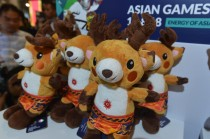 Gandeng UMKM, INASGOC Luncurkan Merchandise Asian Games 2018