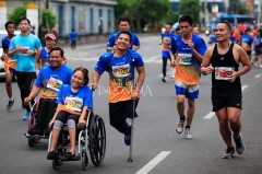 Metro TV Gelar Heritage Run 2018