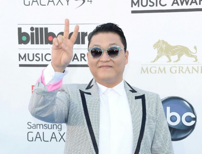 Pyongyang Style? Seoul 'Push' for Psy to Play North Korea