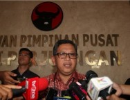 PDI Perjuangan Secretary General Visits PPP Head Office